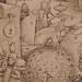 BRUEGEL Pieter I,1557 - Superbia, l'Orgueil-detail 28 (Custodia)