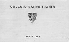 Convite de Formatura (moacirdsp) Tags: convite de formatura turma do sexagésimo aniversário 1903 1963 colégio santo inácio rua são clemente botafogo rio janeiro rj brasil