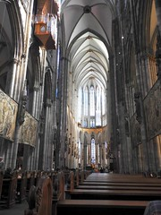 Kölner Dom Innenraum (Sophia-Fatima) Tags: kölnerdom köln nrw deutschland cathedrale cologne