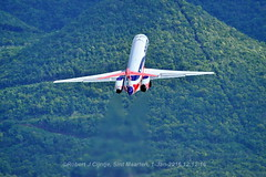 PAWA Dominicana, MD83, HI977, TNCM, 01JAN2016 (rcijntje) Tags: md83 pjia pawa dominicana hi977 stmaarten departure aircraft mad dog