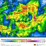 Cum va fi vremea în săptămâna 2 – 8 iulie (Bacau) Tags: meteo vremea romania prognoze meteorologie