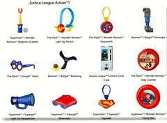 McDonald's Happy Meal Toys August  2018  Justice League (hytam2) Tags: mcdonalds happymeal toys australia august 2018 justiceleague