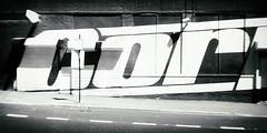 (Delay Tactics) Tags: sheffield cor corp corporation nightclub night club street sign black white bw pano panorama big shot text letters gigs venue music bigshot wow