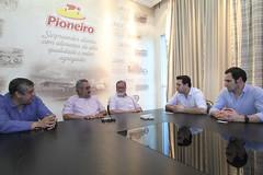 Frigorífico Frangos Pioneiros - Joaquim Távora