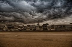 The Storm is Upon Us (kendoman26) Tags: hdr nikhdrefexpro2 nikcoloreffex4pro niksoftware nikon nikond7100 tokinaatx1228prodx tokina tokina1228 stormclouds morrisillinois hss happyslidersunday