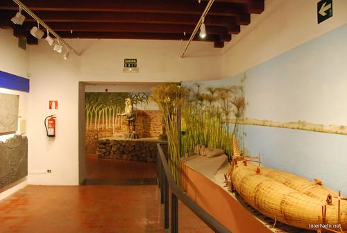 Музей Тура Хейєрдала, Гуїмар,Тенеріфе, Канари  InterNetri  19