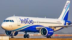 Indigo Airbus A320NEO VT-IVD Bangalore (BLR/VOBL) (Aiel) Tags: indigo airbus a320 a320neo vtivd bangalore bengaluru