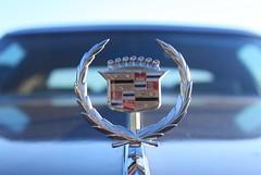 Cadillac (chearn73) Tags: cadillac eldorado hoodornament winnipeg car classiccar badge logo manitoba
