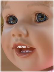 Luis' face (ursula.valtiner) Tags: puppe doll masterpiecedoll künstlerpuppe gesicht face