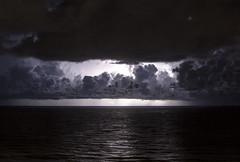 Cloudy Mountain Range (lightonthewater) Tags: clouds cloudy storm thunderstorm florida floridathunderstorm ocean gulfofmexico panamacitybeach lightning lightonthewater