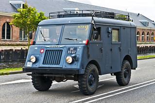 MOWAG FKW SE-412 Kommandowagen 1958 (7029)
