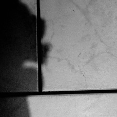 Shadow face (misterblue66) Tags: shadow face sony a6000 ombre silhouette bn bw noiretblanc nb n
