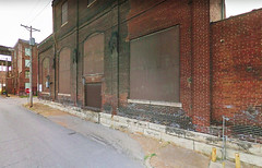 St. Louis MO ~ 1017 S 2nd St (2017) Google street view (mimiMatelot) Tags: architecture building usa abandoned google street view st louis