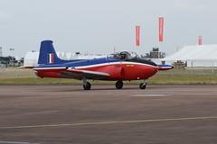 G-BKOU (XN637) Hunting Jet Provost T3 (graham19492000) Tags: royalinternationalairtattoo riat gbkou xn637 hunting jetprovostt3