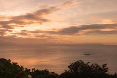 P7214554 (kunmorita) Tags: star 星 海 空 夜空 夜間撮影 sea sky night 夕焼け マジックアワー magic hour 黄昏