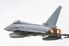 Evreux SD2 2018 (William Dempsey 01) Tags: 3050 aleniaaeronautica baesystems eads ef2000 eurofightergmbh evreuxba105lfoe germaneurofighterdesignation luftwaffe spotterpackage tlg73