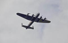 Homeward Bound (Deepgreen2009) Tags: lancaster bomber merlin engines four homeward classic war ww2 pa474 raf heritage aeroplane loud