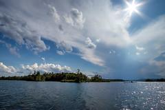 191/365: Summer sky