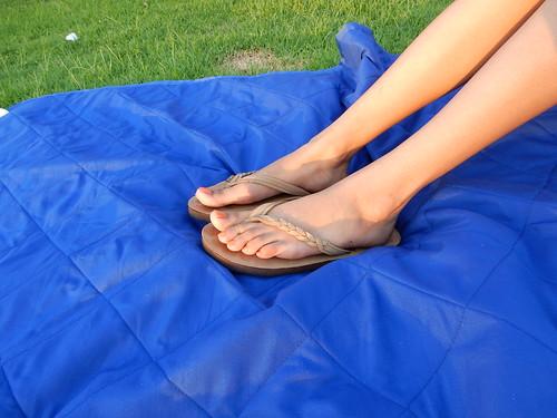 Feet goddess