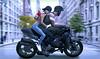 Zac n Moni Bike ride (BabyGirlMoni) Tags: secondlife motorcycle bike ride cute daddy dom dd babygirl
