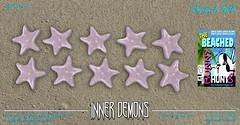 {ID} Starfish Path (✦✧¢aℓα✧✦ {Inner Demons}) Tags: innerdemons {id} sl secondlife path pathway decor homegarden starfish star starpath beach prop original mesh hunt summer