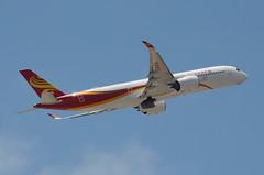 Hong Kong Airlines A350-941 (B-LGB) LAX Takeoff 4 (hsckcwong) Tags: hongkongairlines a350941 a350900 a350 airbusa350 blgb lax klax