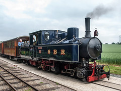 Statfold Barn Railway - June 2018 02 (brianaw2010) Tags: railway steam statfold barn locomotive jatibarang
