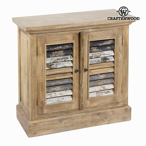 Furniture Mindi wood (83 x 40 x 80 cm) - Poetic Collection by Craftenwood