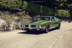 1971 Dodge Charger R/T 440 Magnum (Dejan Marinkovic Photography) Tags: 1971 dodge charger rt mopar muscle car 440 magnum bigblock green steelies