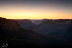 Govetts Leap Blue Mountains (sachman75) Tags: bluemountains govettsleap blackheath newsouthwales nsw greatdividingrange sunrise dawn firstlight sonya7rii sonya7r2 sonya7rm2 sonyzeiss1635mmf4zaoss sony1635mmf4 landscape trees mountains grosevalley