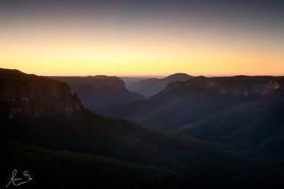 Govetts Leap Blue Mountains