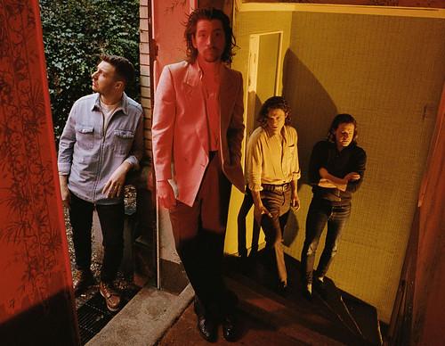 Arctic Monkeys fan photo