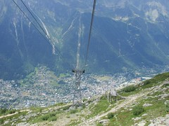 (Reginald_9) Tags: 2011 france july alps mountains aiguilledumidi chamonix cablecar
