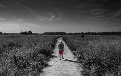 Walking own path