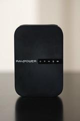 RAVPower Filehub (balbo42) Tags: tech reviewfilehub ravpower backup filemanagement save phone app memory card harddrive