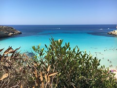 Lampedusa- Italy (melqart80) Tags: mediterraneo mediterranean african lampedusa sicily sizilien sicile sicilia caraibico caraibi bluturchesr tropicisland