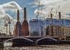 conversion (lowooley.) Tags: london battersea powerstation conversion building business cranes