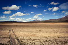 Dry Country (benjamin.t.kemp) Tags: dry country desert colour contrast landscape still empty barren sky peru coloursinourworld