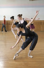 The Three Fates... (fingle) Tags: nouveauchamberballet loisellynstudio fullerton california studiorehearsal dreamscene juneshow wevegotrhythm breacurtistheatre dance ballet modern giselle jillian lina
