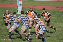 Spartans Granollers - Sabadell RC (marcmc_fotos) Tags: sabadell marcmoliné wwwmarcmolinecom rugby rugbi granollers scrum set touch ovalada rugbycat