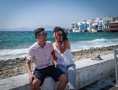 Love in the Wind (valerie.toalson) Tags: taylor emily littlevenice greece mykonos mykonostown water