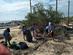 No Más Basura - Cleanup Day June 2018