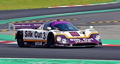 JAGUAR  XJR12  1990 / Shaun LYNN / GBR (Renzopaso) Tags: jaguar xjr12 1990 shaun lynn gbr espíritudemontjuïch2018 circuitdebarcelona espíritudemontjuïch espíritu de montjuïch 2018 circuit barcelona jaguarxjr121990 shaunlynn jaguarxjr12 race racing motor motorsport photo picture endurance resistencia silkcut clasico historico classic historic racecar cars السيارات 車 autos coches автомоб