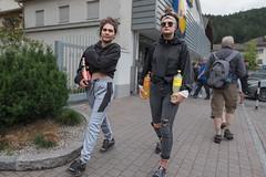 jhh_20180608_13.15.15 Dolomieten (j.hordijk) Tags: womanwithdrinks lidl dolomieten italy straatfotografie streetphotography