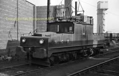 5735  No4  Westoe Lane Colliery 04-11-61 (FW Hampson) 310 (Ernies Railway Archive) Tags: westoecolliery ncb hartoncoalcompany