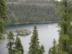 Fannette Island (JJP in CRW) Tags: boats islands laketahoe california emeraldbay