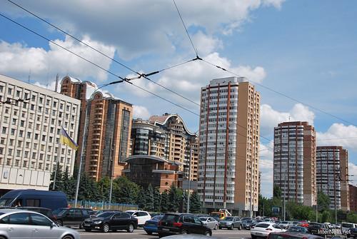 Київ, бульвар Лесі Українки  InterNetri Ukraine 259