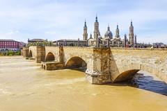 Puente de Piedra  -  Explorer (Nati Almao1) Tags: riadadelebro20182