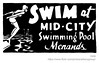 1939 mid city swimming pool (albany group archive) Tags: albany ny history 1939 midcity swimming pool menands