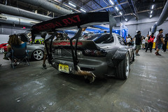 Autocon NY 2018 (doitJEFFSTYLE) Tags: ny newyork autoconny autocon canibeat superstreet dsport stance stancenation mazda rx7 rotary mazdaspeed